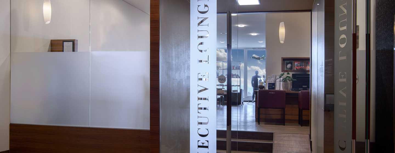 Hilton Zurich Airport Hotel, Schweiz– Executive Lounge