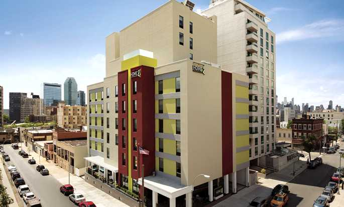 Home2 Suites by Hilton New York Long Island City/Manhattan View, New York - Exterior do hotel