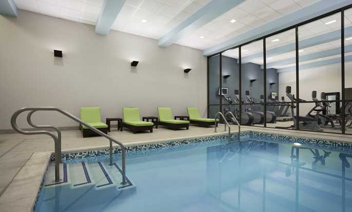 Hôtel Home2 Suites by Hilton Philadelphia - Convention Center, PA - Piscine intérieure