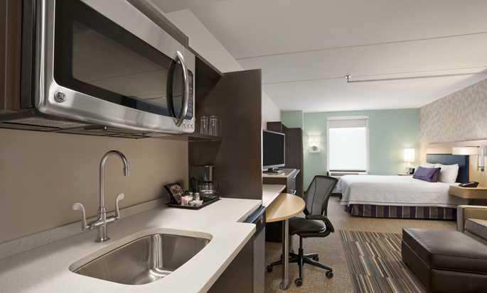 Home2 Suites by Hilton Philadelphia – Convention Center, Pennsylvania, USA – Studio Suite mit King-Size-Bett
