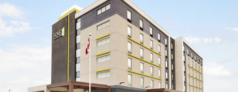 Hôtel Home2 Suites by Hilton Milton Ontario, Canada - Extérieur de l'hôtel
