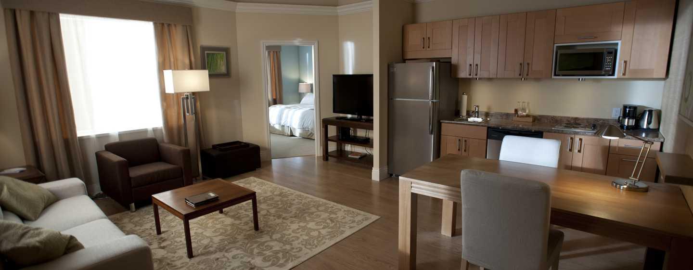Hotel Homewood Suites by Hilton Silao Airport, Guanajuato, México - Habitación