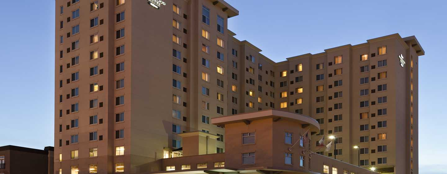 Hotel Homewood Suites by Hilton Houston near the Galleria - Fachada del hotel