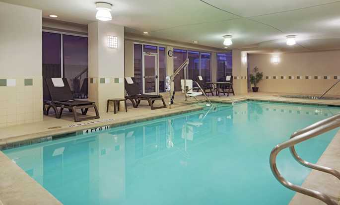 Hotel Homewood Suites by Hilton Houston near the Galleria - Piscina bajo techo