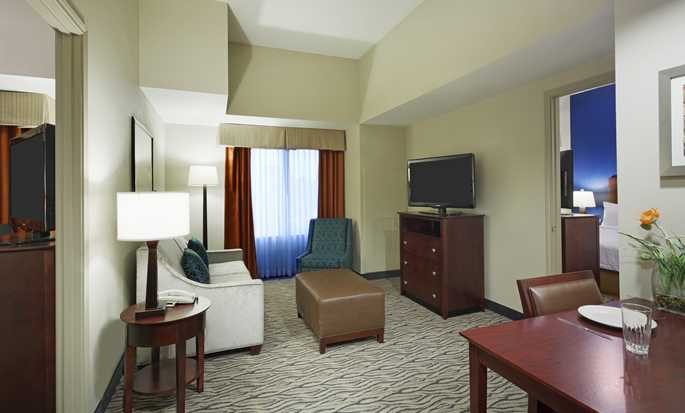 Hôtel Homewood Suites by Hilton Houston Near the Galleria - Suite de deux chambres
