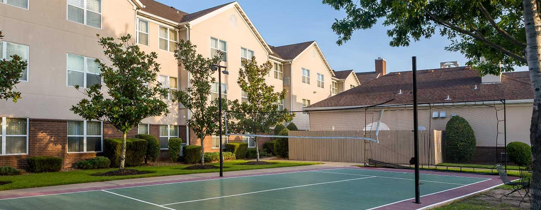 Homewood Suites de Hilton em Westchase, Houston, EUA - Quadra de esportes