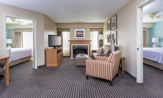 Homewood Suites by Hilton Houston-Westchase, USA - Living Area