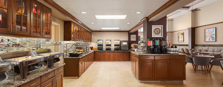 Homewood Suites do Hilton Orlando-International Drive/Centro de Convenções, Orlando, Flórida - Café da manhã grátis com opções quentes