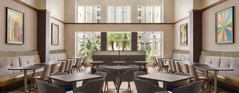 Homewood Suites do Hilton Orlando-International Drive/Centro de Convenções, Orlando, Flórida - Área para refeições