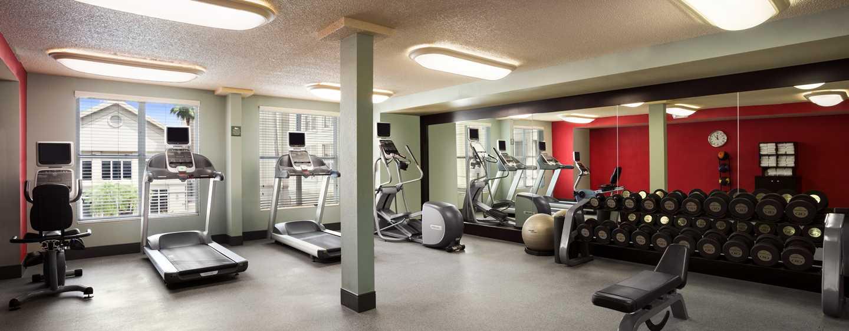 Homewood Suites do Hilton Orlando-International Drive/Centro de Convenções, Orlando, Flórida - Academia de ginástica moderna
