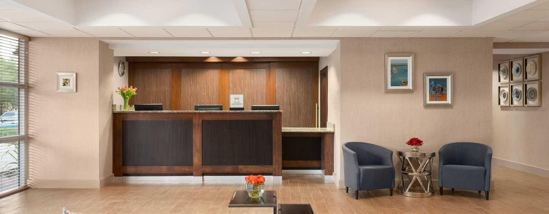 Homewood Suites do Hilton Orlando-International Drive/Centro de Convenções, Orlando, Flórida - Balcão de recepção