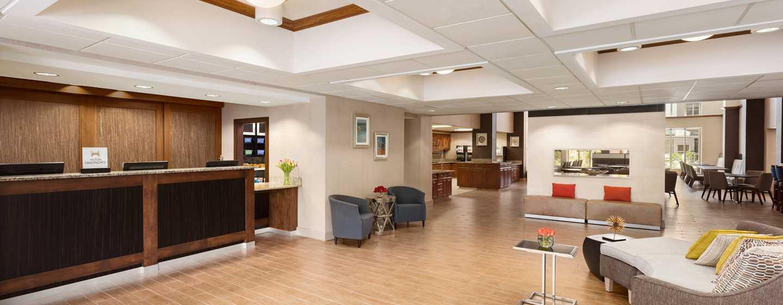 Homewood Suites do Hilton Orlando-International Drive/Centro de Convenções, Orlando, Flórida - Lobby do hotel