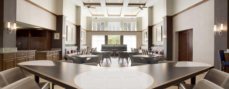 Homewood Suites do Hilton Orlando-International Drive/Centro de Convenções, Orlando, Flórida - Área de Lounge