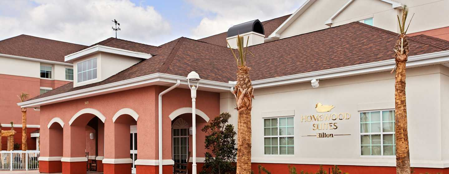 Homewood Suites by Hilton Orlando Airport, Florida - Exterior do hotel