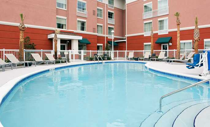 Homewood Suites by Hilton Orlando Airport, FL, USA - Pool