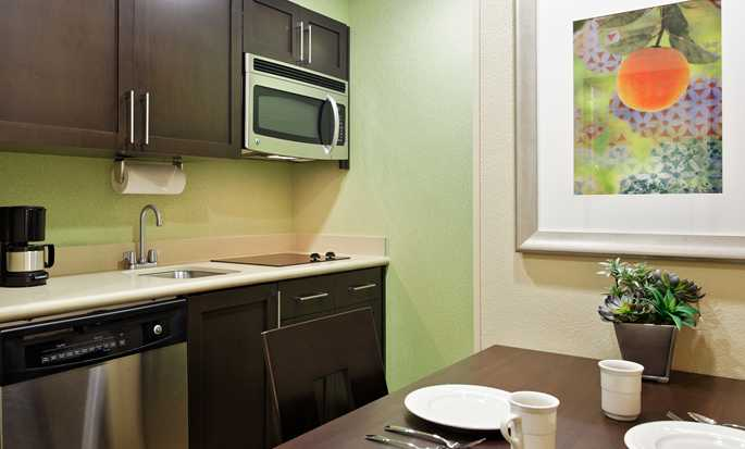 Homewood Suites by Hilton Orlando Airport, FL, USA - Suite kitchen