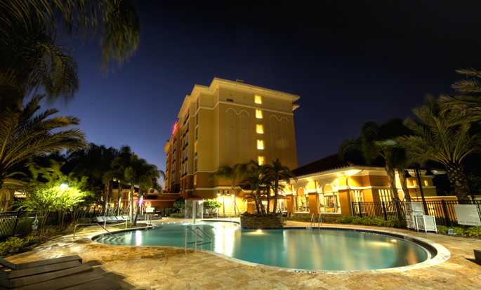 Homewood Suites by Hilton® Lake Buena Vista - Orlando - Exterior with Pool
