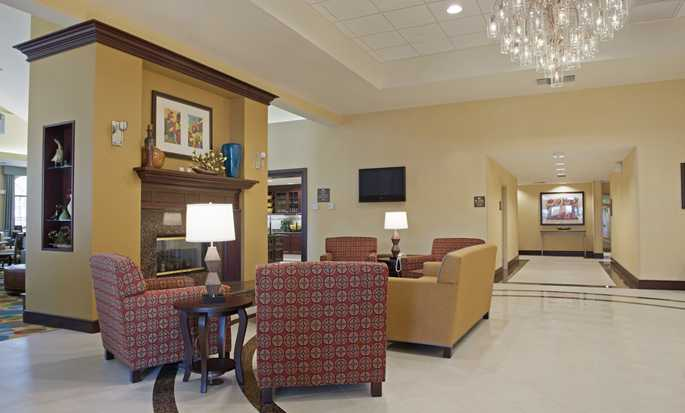 Homewood Suites by Hilton® Lake Buena Vista - Orlando - Spacious Hotel Lobby