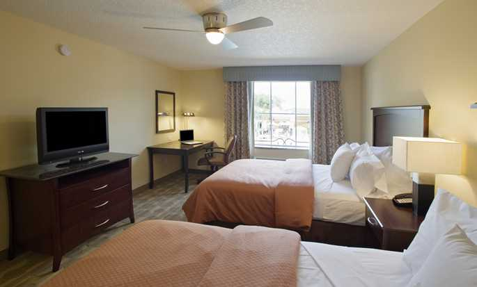 Homewood Suites by Hilton Lake Buena Vista - Orlando - Double Queen Room