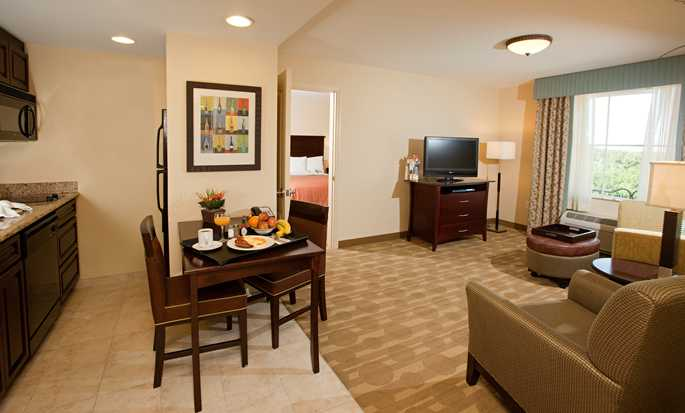Homewood Suites by Hilton Lake Buena Vista - Orlando - Living Area