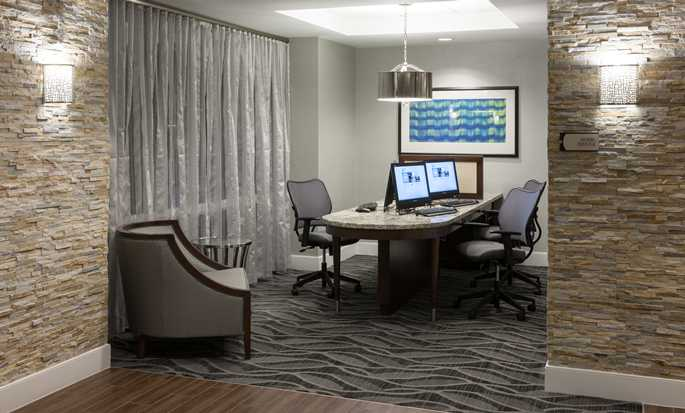 Homewood Suites by Hilton Miami-Airport/Blue Lagoon Hotel - Business Center