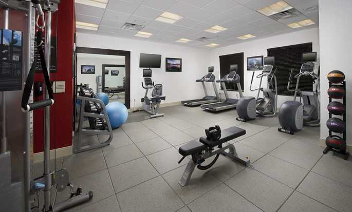 Hotel Homewood Suites by Hilton Miami Downtown/Brickell, EE. UU. - Gimnasio