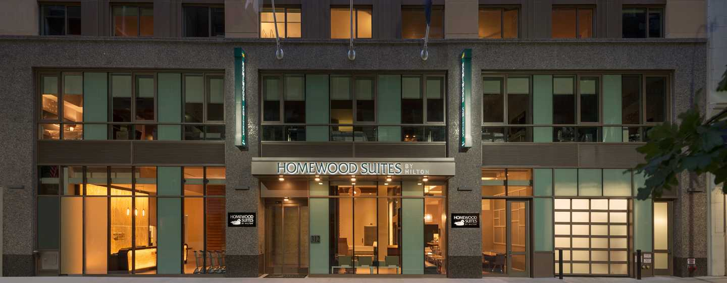 Hotel Homewood Suites by Hilton New York/Midtown Manhattan Times Square-South, NY, EE. UU. - Exterior
