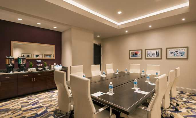 Homewood Suites by Hilton New York/Midtown Manhattan Times Square-South, NY, hotel - Boardroom