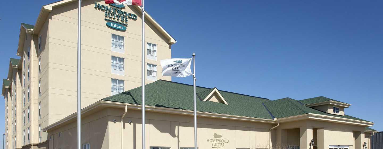 Hôtel Homewood Suites by Hilton Burlington, Ontario - Extérieur