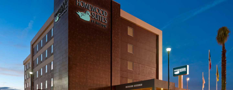 Homewood Suites by Hilton Querétaro, Querétaro, México - Fachada del hotel