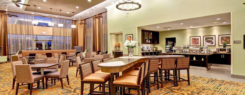 Hôtel Homewood Suites by Hilton® Waterloo/St. Jacobs, Ontario, Canada - Restauration