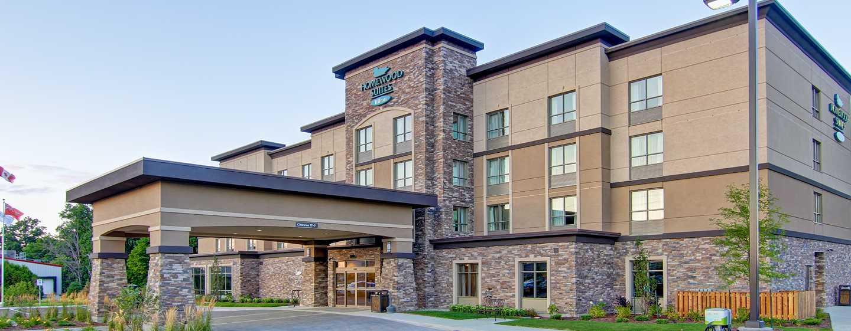 Hôtel Homewood Suites by Hilton® Waterloo/St. Jacobs, Ontario, Canada - Extérieur de l'hôtel