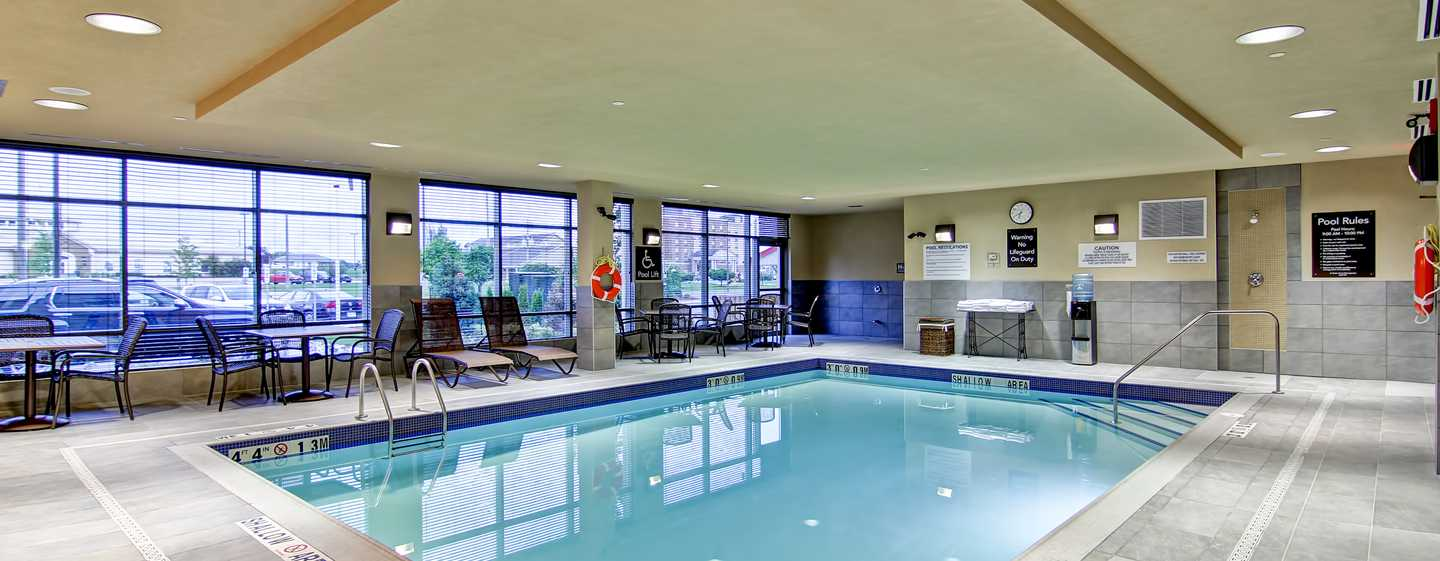 Hôtel Homewood Suites by Hilton® Waterloo/St. Jacobs, Ontario, Canada - Services et installations