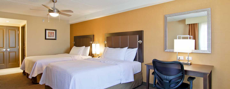 Hôtel Homewood Suites by Hilton® Waterloo/St. Jacobs, Ontario, Canada - Chambres et suites
