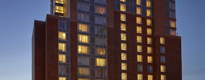 Hôtel Homewood Suites by Hilton® Halifax-Downtown, Nova Scotia, Canada - Extérieur de l'hôtel