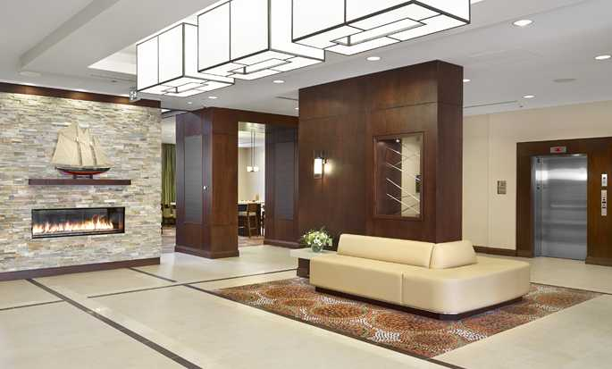 Hôtel Homewood Suites by Hilton® Halifax-Downtown, Nouvelle-Écosse, Canada - Hall