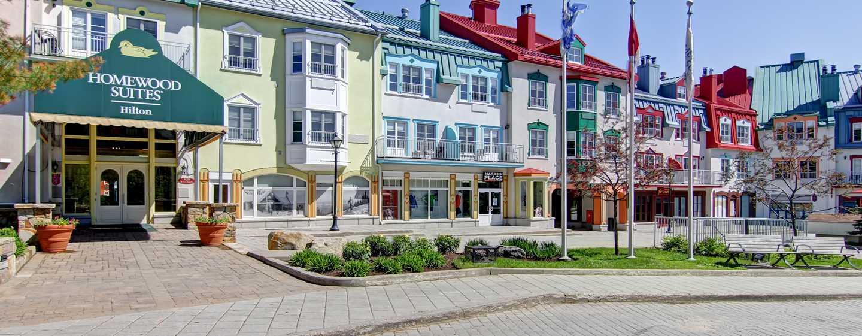 Hôtel Homewood Suites by Hilton Mont-Tremblant Resort - Extérieur
