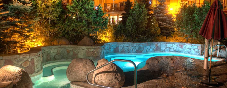Hôtel Homewood Suites by Hilton Mont-Tremblant Resort - Spa extérieur