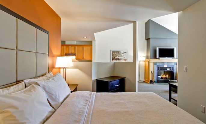 Hôtel Homewood Suites by Hilton Mont-Tremblant Resort - Chambre