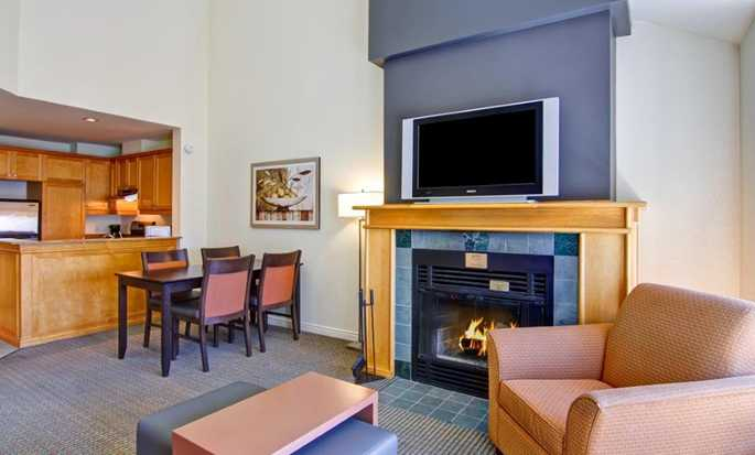 Hôtel Homewood Suites by Hilton Mont-Tremblant Resort - Suite junior