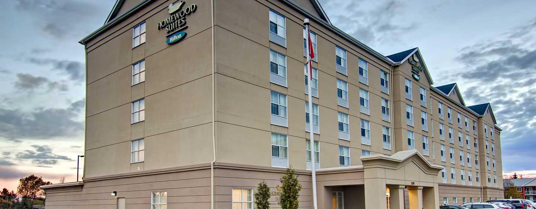 Hôtel Homewood Suites by Hilton Sudbury, Canada - Extérieur de l'hôtel
