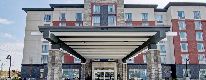 Hôtel Homewood Suites by Hilton® Ajax, Ontario, Canada - Extérieur de l'hôtel