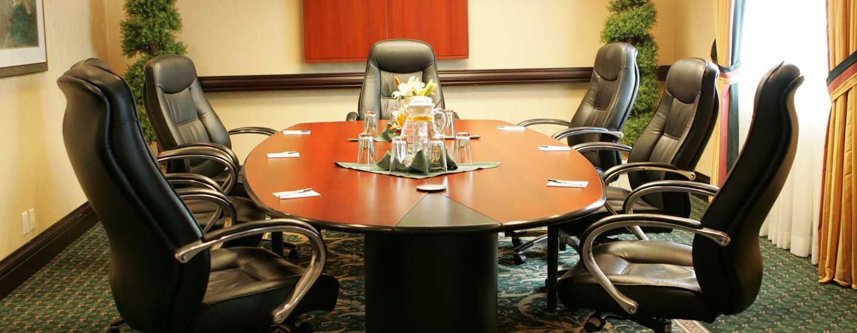 Hôtel Homewood Suites by Hilton Toronto-Mississauga, Canada - Salle de conférence