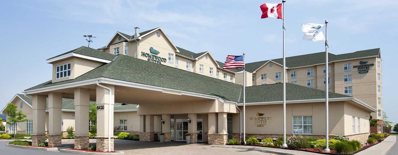 Hôtel Homewood Suites by Hilton Toronto-Mississauga, Canada - Extérieur de l'hôtel