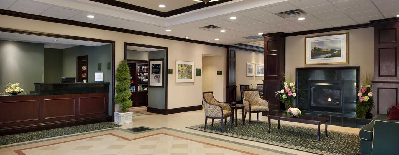 Hôtel Homewood Suites by Hilton Toronto-Mississauga, Canada - Hall de l'hôtel