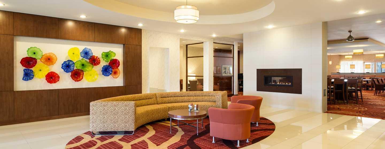 Hôtel Homewood Suites by Hilton Winnipeg Airport-Polo Park, Manitoba, Canada - Hall de l'hôtel