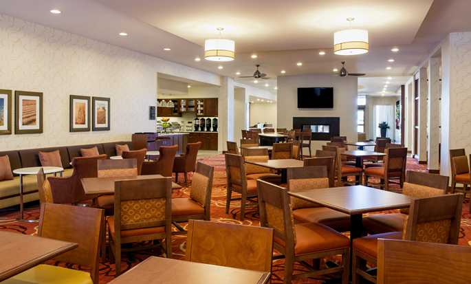 Hôtel Homewood Suites by Hilton Winnipeg Airport-Polo Park, Manitoba, Canada - Coin repas