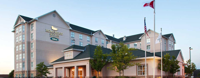 Hôtel Homewood Suites by Hilton London Ontario, Canada - Extérieur de l'hôtel