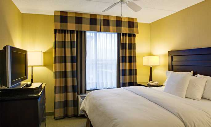 Hôtel Homewood Suites by Hilton London Ontario, Canada - Chambre