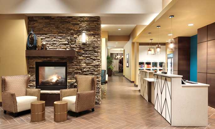 Hôtel Homewood Suites by Hilton Calgary Downtown, Canada - Hall